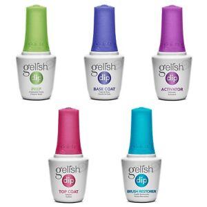 Gelish-Soak-Off-Basix-Acrylic-Powder-Dip-Manicure-Set-Starter-Kit-5-pcs-On-Sale