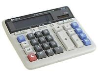 Comix C-2135 Large Computer Keys Calculator 12 Figure, New, Free Shipping