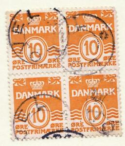 DANEMARK-STAMP-WITH-STAR-OBLITERATION