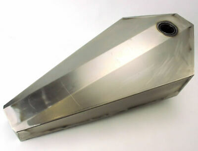 V-Twin Manufacturing Tall Coffin Gas Tank 38-0199