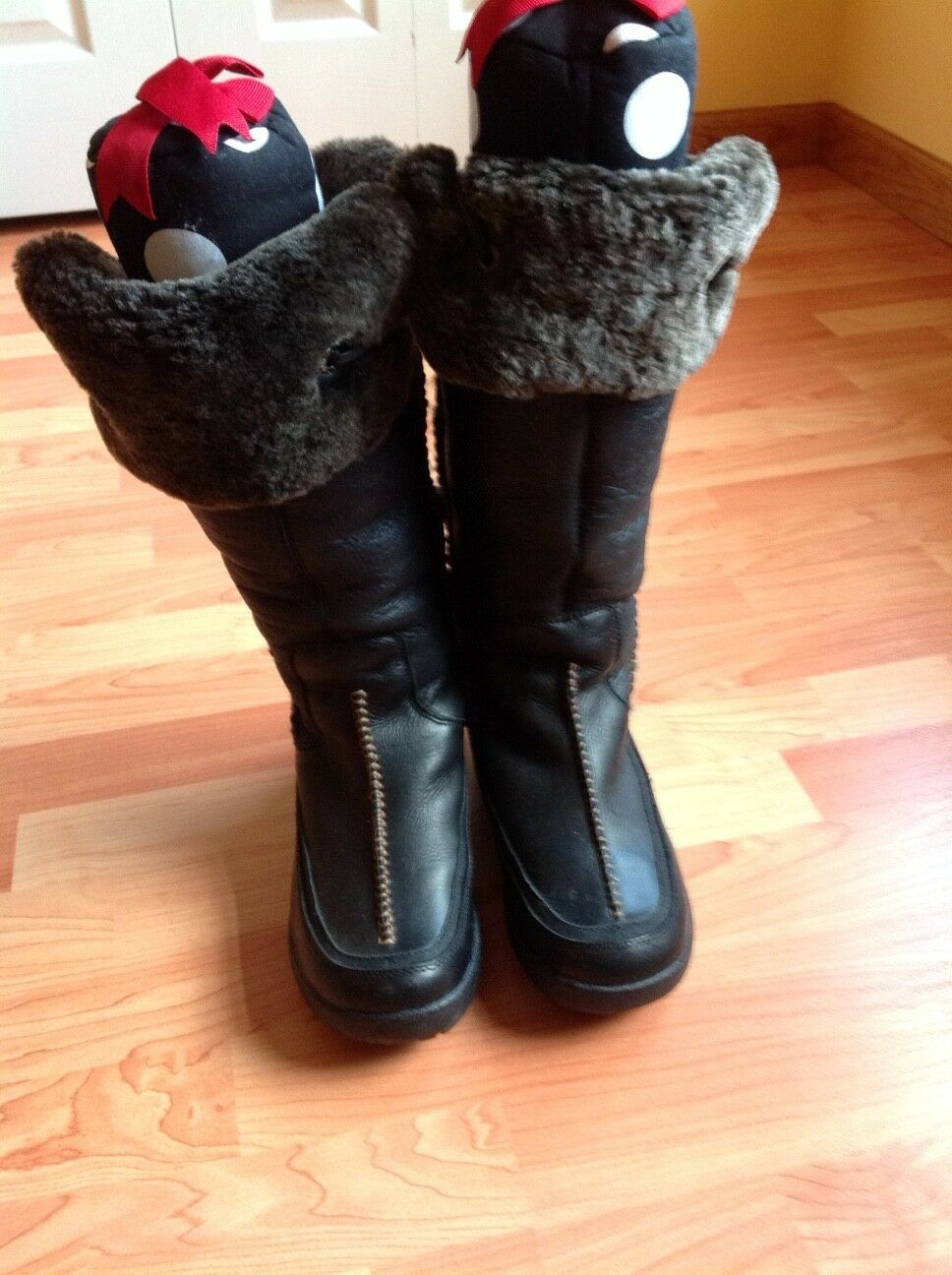 Extreme Cold Weather Boots Size 8