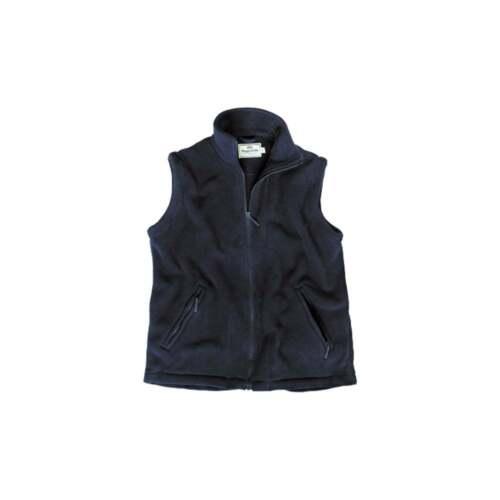 Hoggs Rothesay Fleece Waistcoat Navy