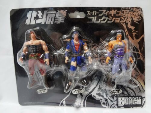Anime Fist of the North Star Hokuto no Ken Super Figure Collection Japan J64