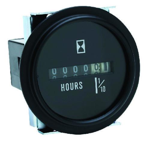 Seachoice Stiefel Stiefel Stiefel Marine Stundenzähler mit Schwarzer Blende 4V To 50v Dc 1f3cd7
