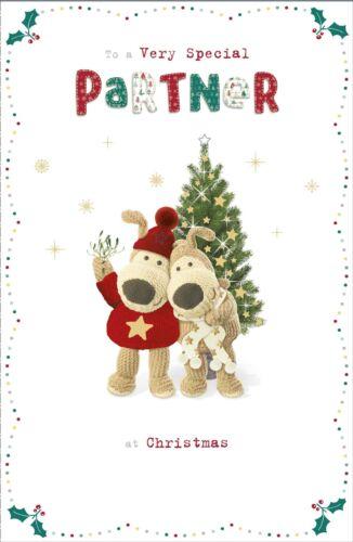 Boofle invité spécial Noël Carte de vœux mignon de Noël Cartes