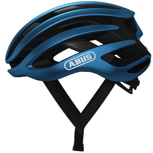 Abus airbreaker helmet    steel bleu