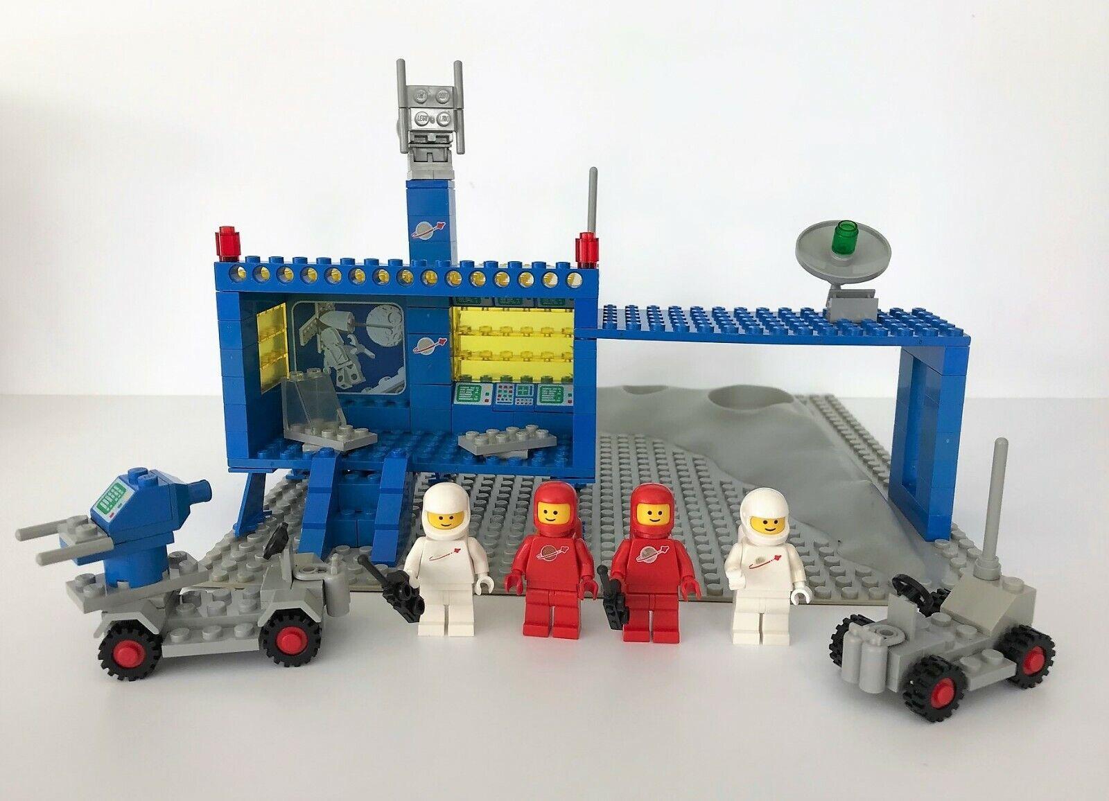 Lego set 926-1 Command Centre Centre Centre – 157 Pieces – 4 Figures - Space c75942
