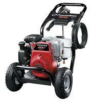 Powerboss 20649 2.7 Gpm 3100 Psi Gas Pressure Washer W/ Honda Gc190 187cc Engine