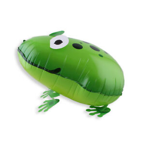Frosch-Tier-Ballon-Folie-Walking-Pet-Geschenke-fuer-junge-Maedchen-KinR-YT