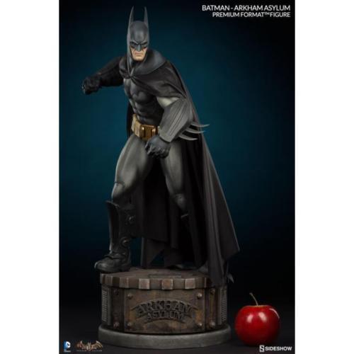 Batuomo Arkham Asylum  Premium Format Statue SIDEmostrare  prezzo ragionevole