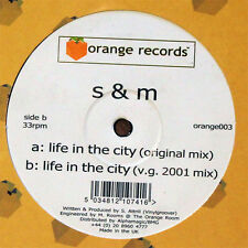 S & M – Life In The City