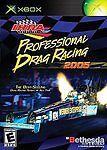 IHRA-Professional-Drag-Racing-2005-Microsoft-Xbox-2004-cib-complete