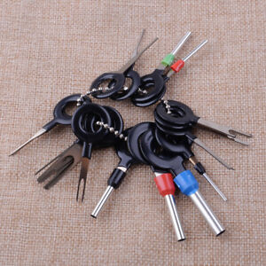 18x Car Wire Terminal Removal Tool Wiring Connector Pin ... Wiring Puller on