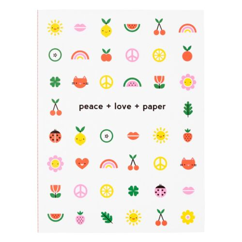Kikki K Cute Paper Lovers Book includes Cute and Sweet collections