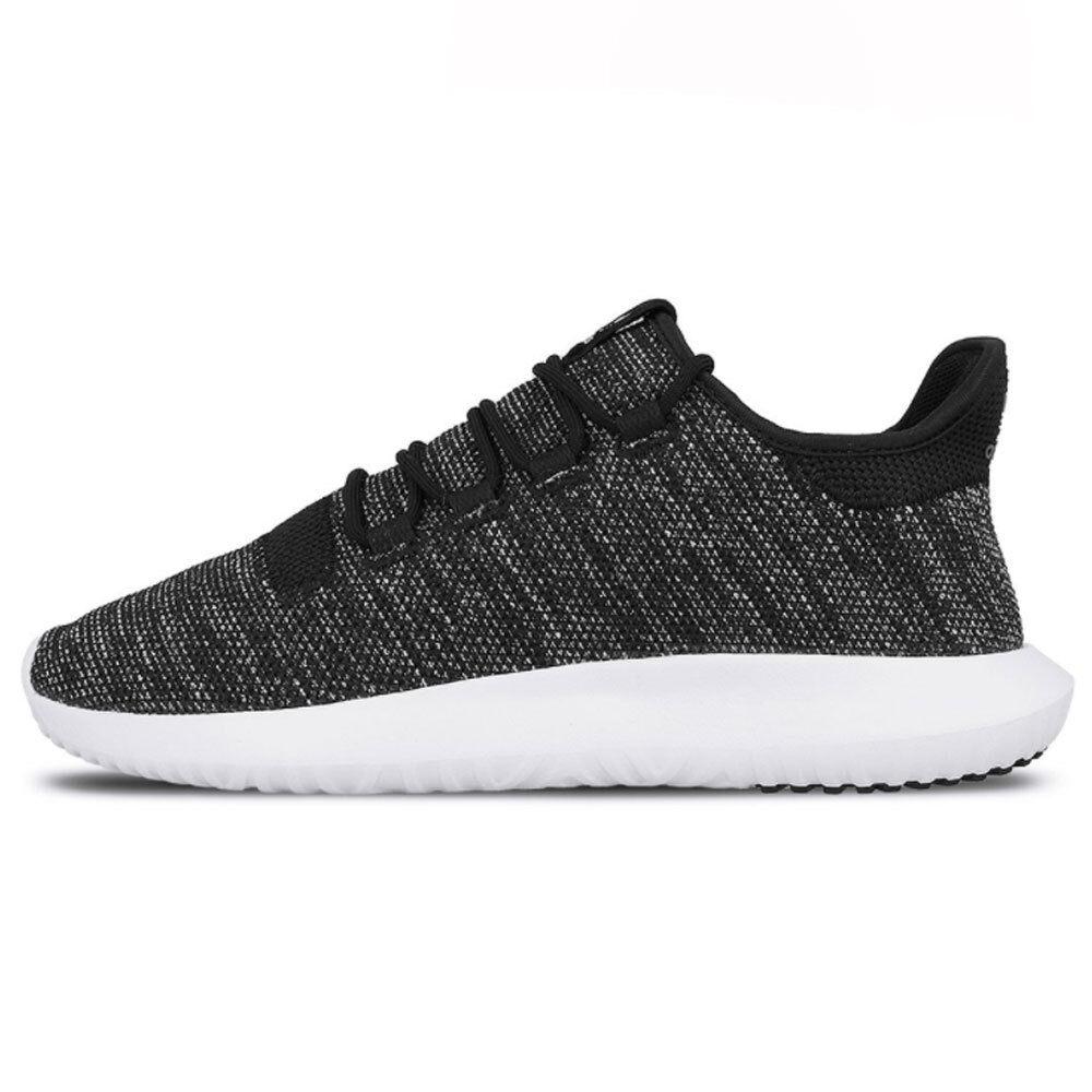 Adidas Original Men's Tubular Shadowknit NEW AUTHENTIC Black BB8826 size 13