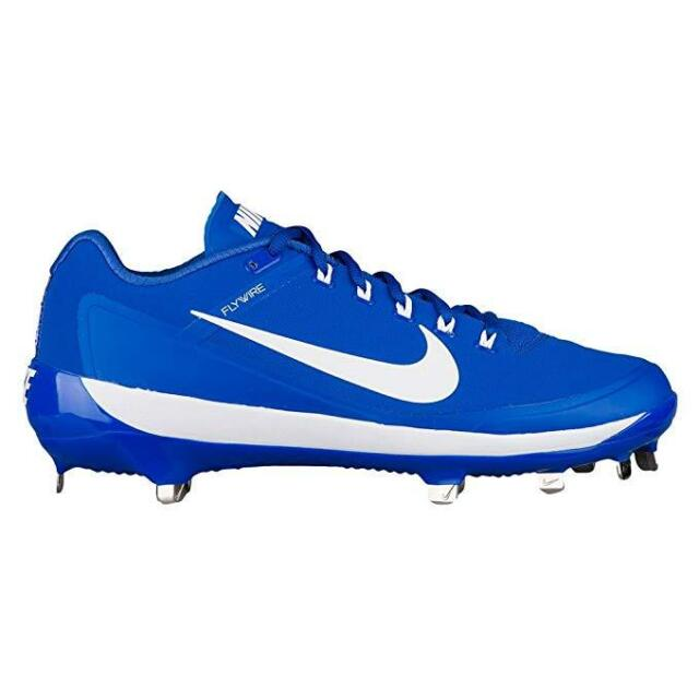 info for 09b61 b52c7 Frequently bought together. NIKE Men s Air Clipper 17 Metal Baseball Cleats  Game Royal Blue White ...