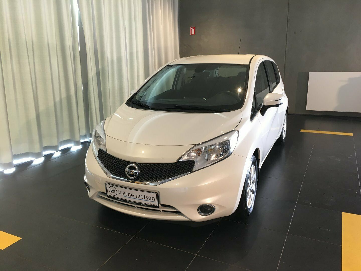 Nissan Note 1,5 dCi 90 Acenta Tech Pack