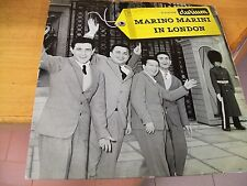 MARINO MARINI IN LONDON   LP RARISSIMO DURIUM UK