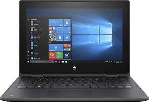 "HP 11.6"" ProBook x360 11 G5 EE Touchscreen 2-in-1 64GB SSD Windows 10 Pro Laptop"