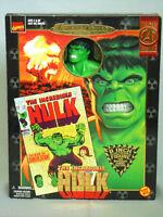 The Incredible Hulk 8 Marvel/toybiz Famous Cover Series Superhero Figure_nrfb