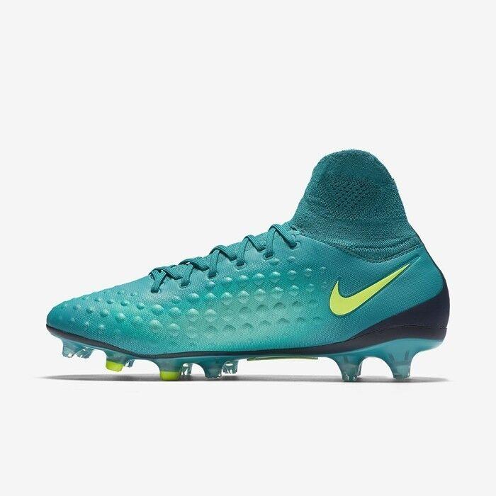 huge discount 0e92d 8883a nike magista orden ii fg chaussures de foot 843812 375 crampons 92623a