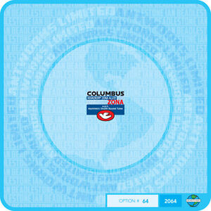 Columbus zona Vélo Autocollant Sticker Transfert-Lot 64  </span>