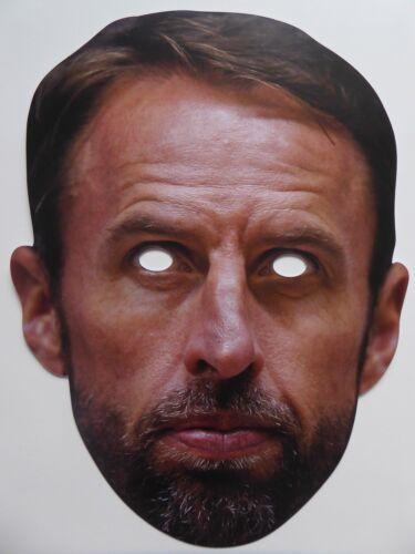 England World Cup 2018 Harry Kane Gareth Southgate Football Celebrity Face Masks