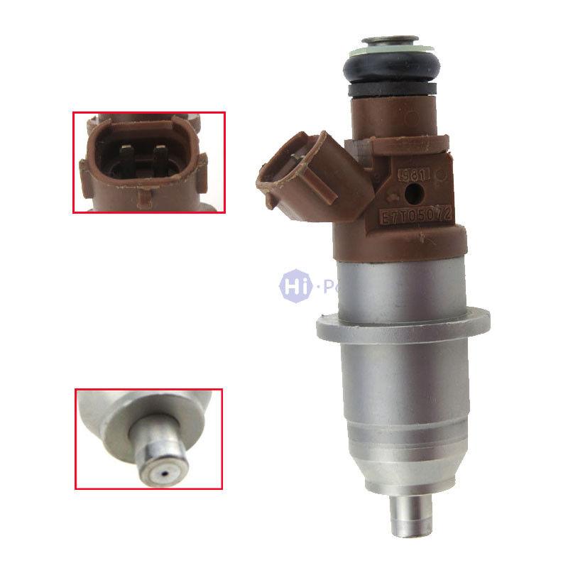 Fuel Injector MR560555 E7T25080 for Mitsubishi Pajero Montero Shogun V65 Yamaha
