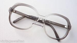 Beauty & Gesundheit Sonnenbrillen Coole Vintagebrille Für Damen Grau-verlauf Brillenfassung Omabrille Grösse L Sparen Sie 50-70%
