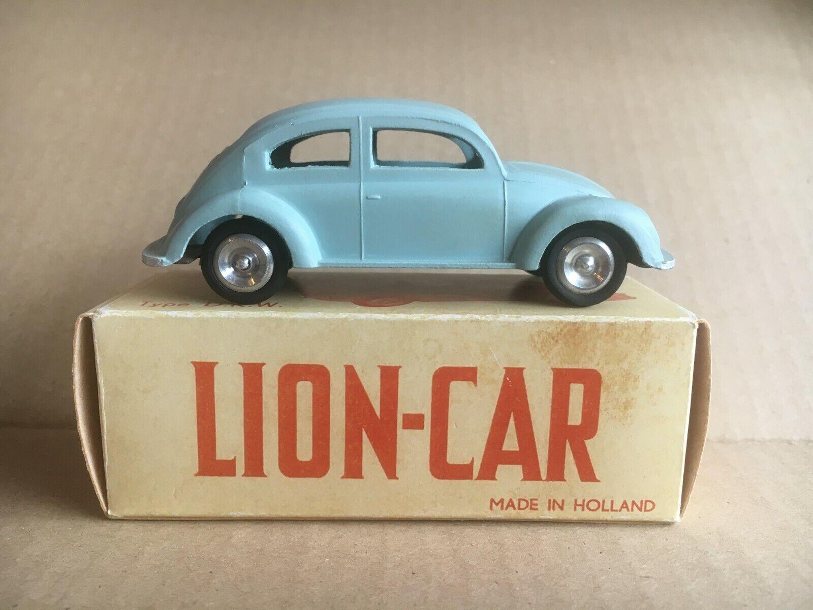 envío gratis Extreme rare Lion Coche-Lion Juguetes Volkswagen Volkswagen Volkswagen Beetle-Bug-oval window  mejor calidad mejor precio