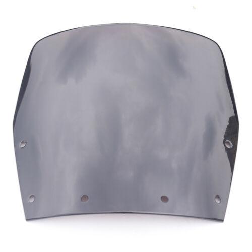 Motors Windshield Windscreen For Kawasaki Ninja 250R EX250F 88-07 US Shipping