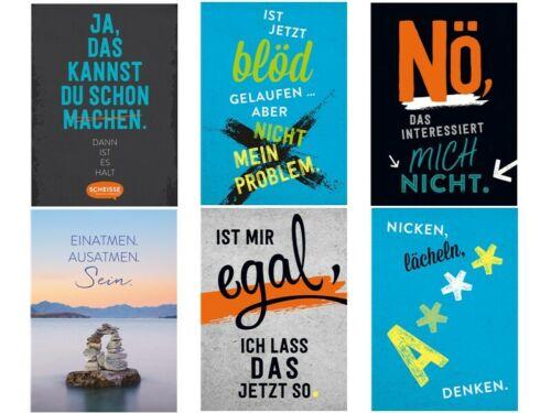Restposten 100//250//500 Magnete mit schönen Sprüchen vom Groh Verlag