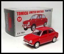 Tomica Limited Vintage NEO LV-78b SUZUKI FRONTE 360 DX 1/64 Tomytec Tomy BOX OLD