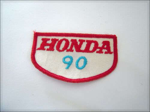 Vintage 80/'s Authentic Motorcycle Vintage Motor Jacket Retro Embroidered Patch