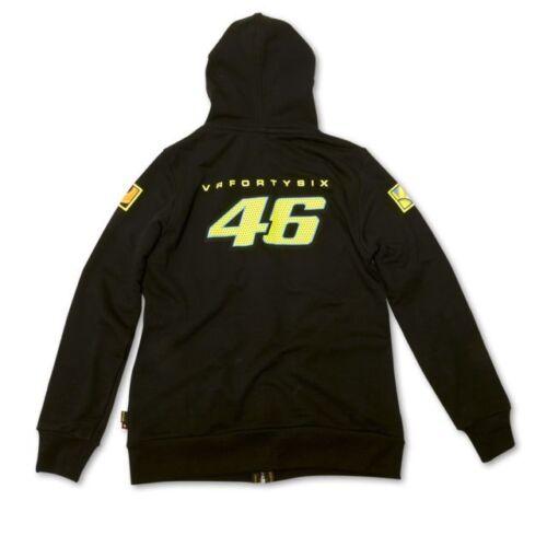 damesshirt Vr46 Nieuw met Rossi Valentino Vrwfl officieel van 52304 ritssluiting q7O5g7