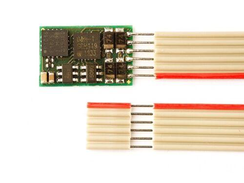 Doehler /& Haass dh10-1 veicolo decoder con i cavi a nastro per NEM 651