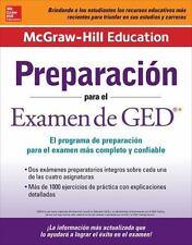 Preparación para el Examen de GED by McGraw-Hill Education Editors (2016,...