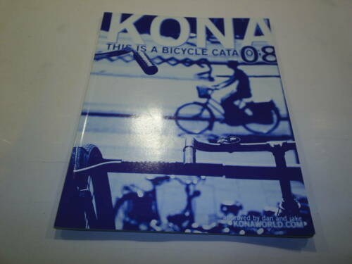 Hei Hei ETC kona bicycle catalogue 2008 mint with clothing /& P/&A insert Stinky