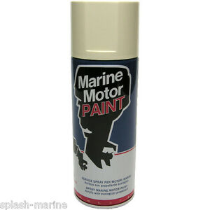 Cummins White Marine Paint