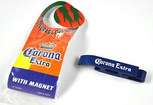 Set 10 Stück USA Corona Extra Bier Flaschenöffner Magnet Öffner Konvolut