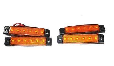 24V 50x 6 LED Begrenzungsleuchte