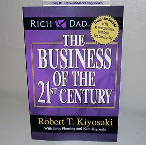 NEW-The-Business-of-the-21st-Century-Paperback-Rich-Dad-Robert-T-Kiyosaki