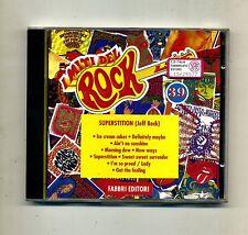 I Miti del Rock n.39 # JEFF BECK - SUPERSTITION # Fabbri 1993 # CD Rock