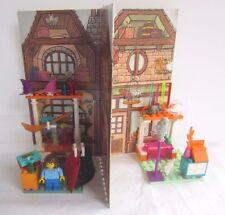 Lego 4723 Lego Harry Potter DIAGON ALLEY SHOPS instruction backdrop 1 minifigure