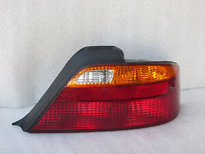 1999 2000 2001 Acura Tl 3 2tl Taillight Rear Tail Lamp Oem