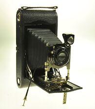 Black Kodak IIIA 3A Model C Folding Camera