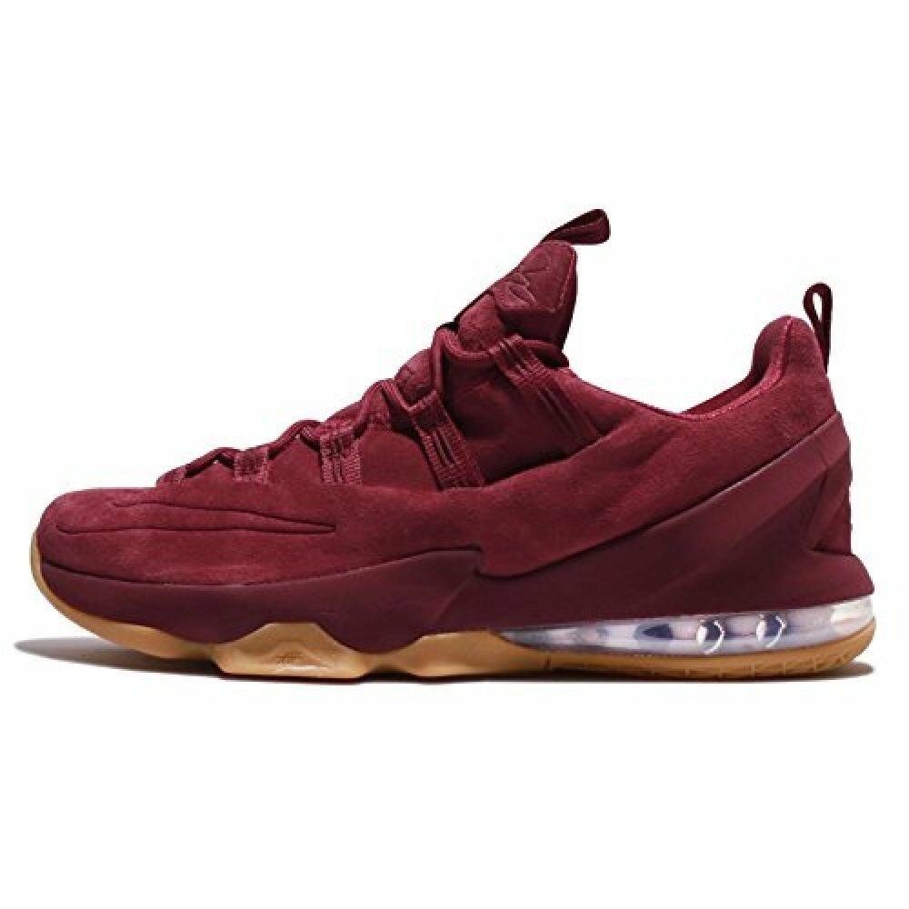 Nike Men's Lebron Xiii Low Prm, TEAM RED/TEAM RED