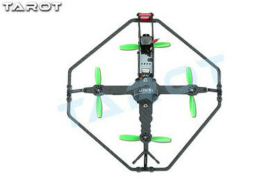 Tarot 140mm RC Racing Drone Quadcopter Multicopter Frame Kit TL140H1