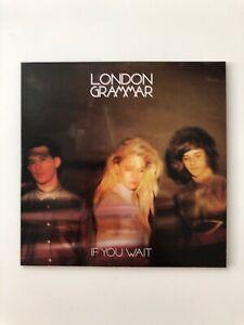 London Grammar - If You Wait / Rare Promo CD (Promotional Cardboard Sleeve) - Berlin, Deutschland - London Grammar - If You Wait / Rare Promo CD (Promotional Cardboard Sleeve) - Berlin, Deutschland