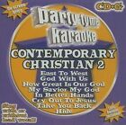 CD Party Tyme Karaoke Vol 2 Contemporary Christian